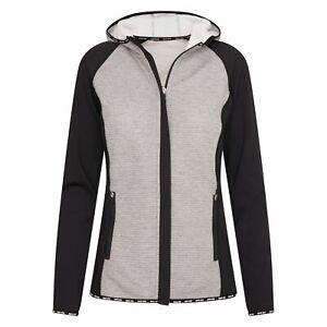 Euro-Star Damen Sweatshirt Jacke BENTE meteorite