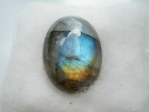 A Labradorite cabochon for jewellery making oval 19x14x7mm