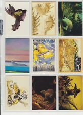 Vintage Fantasy Art - William Stout 2  - Complete Collectable Trading Card Set!