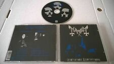 MAYHEM De Mysteriis Dom Sathanas CD 2000 Century Black – 7767-2 Fr
