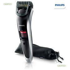Philips Serie 3000 QT4013/23 da Uomo Ricaricabile Cordless Barba Baffi Trimmer