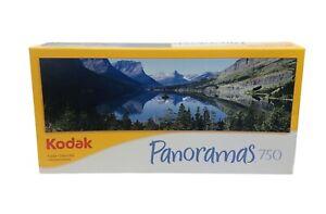 "Kodak Panoramas Puzzle 750 Pc Glacier National Park 36 1/2"" x 11 1/4"""