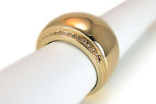 Jette Joop Ring mit Brillanten Top Wesselton/vvs 750 Gelbgold [BRORS 15151]