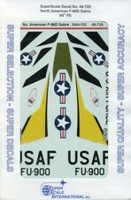 SuperScale Decals 1:48 North American F-86 D Sabre 94th FIS #48-729