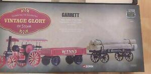 Corgi 80305 Garret 4CD  Road Tractor Trailers Vintage Glory of Steam New NOS
