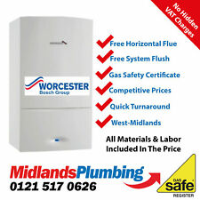 Worcester Greenstar 25i Combi Boiler Supplied & Fitted