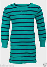 Girls' stripe Cotton Tunic T-Shirts & Tops (2-16 Years)