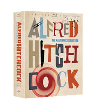 Alfred Hitchcock: The Masterpiece Collection (Blu-ray Disc, 2012, 15-Disc...