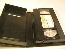 Rare VHS Tape READ WITH ME Vol 1 Signed stories for Infants, Toddlers [Z20c]