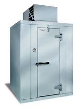 "Kolpak P7-1010-CT 10' x 10' x 7'6""H Walk-In Cooler Self Contained"