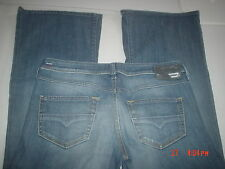 DIESEL YBO STRETCH MADE IN ITALY WOMEN'S DENIM JEANS SZ.30 X 30