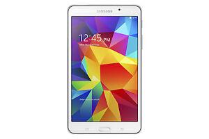 Samsung Galaxy Tab 4 SM-T230N 8GB, Wi-Fi, 7in - White (Latest Model)