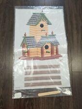 Tatouage Dry Rub Wall Transfer Designs Decorative 1999 wood bird house decor