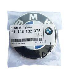 Logo rond EMBLÈME BMW coffre capot 74mm neuf sous blister