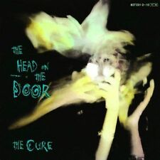 Cure Head on The Door CD 10 Track (9840017) European Fiction 1985