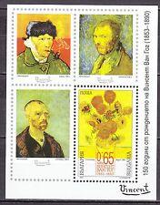 BULGARIA 2003 ** MNH SC # 4256 S/S  Vincent van Gogh - Painter