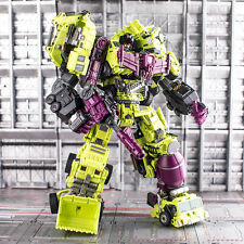 Devastator + Megatron Generation Toy Transformers Gravity Builder