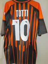 Roma 1997-1998 Totti 10 Away Tercera Camiseta De Fútbol Grande / 2516