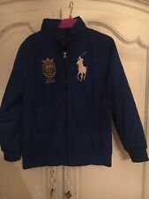 Ralph Lauren  Boys Lightweight Jacket   Age 10-12 152cm More Suited To Age 10