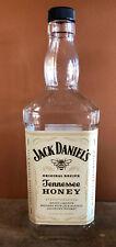 JACK DANIELS Original Recipe HONEY Tennessee Whiskey 1.75 Liter EMPTY Bottle