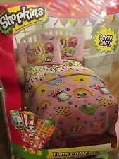 Shopkins twin Comforter -Super Soft