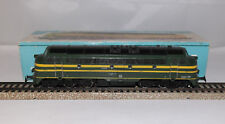 MÄRKLIN MARKLIN H0 : 3066 loco diesel SNCB ottima in original box : anno 1964 ++