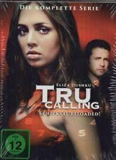 Tru Calling - Schicksal reloaded – Die komplette Serie - 8 DVD - Neu / OVP