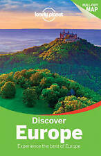 Lonely Planet descubrir Europa por Kerry Christiani, Lonely Planet, Sally..