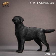 JXK015C: 1/12 scale Dog Labrador Retriever  with bonus metal Leash and harness