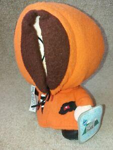 Vintage 1990s South Park Detachable Head Dead Kenny Plush With Tags