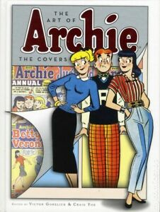 Art of Archie: The Covers HC #1-1ST NM 2013 Stock Image