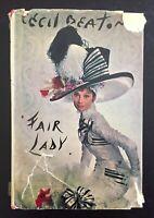 Cecil Beaton - FAIR LADY - 1ST ED. - 1964.