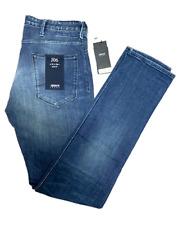 3Y6J06 jeans uomo ARMANI JEANS SLIM FIT 6D14Z blue denim LISTINO 180,00