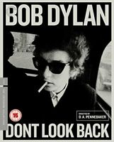 Don't Look Back (The Criterion Collection) [Blu-ray] [DVD][Region 2]
