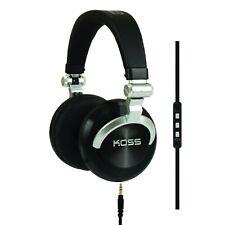 Koss PRODJ200 Cuffia da Studio con Koss Touch Control (KTC) e Microfono in Linea