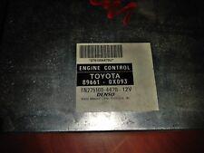 02 03 2002 2003 Toyota SOLARA COMPUTER BRAIN ENGINE CONTROL ECU ECM MODULE PCM
