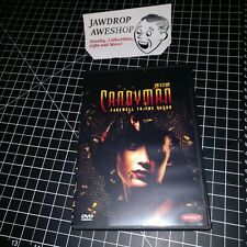 CANDYMAN 2 FAREWELL TO THE FLESH (ENG+KOREAN) USED DVD REGION 1 R1 USA/CAN NTSC