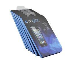 GENUINE 100% - NUGLAS ORIGINAL TEMPERED SCREEN PROTECTOR  for IPHONE 4 - 4S