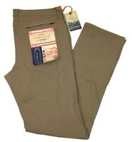 Weatherproof Vintage Men's Expedition Performance Stretch Pants - NEW