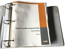 Case 570lxt And 580l Construction King Parts Catalog Stock 5h