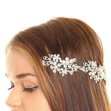 Accessoires de coiffure en cristal pour femme