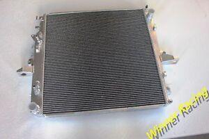 FOR LAND ROVER RADIATOR DISCOVERY 3 L319 LR3 4.0 V6/4.4 V8 2004-2009 40MM