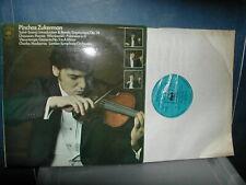 CBS 72828 Pichas Zuckerman recital Mackerras LP 1970