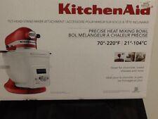 KitchenAid 6 QUART PRECISE HEAT MIXING BOWL KSM1CBT STAND MIXER ATTACHMENT NEW