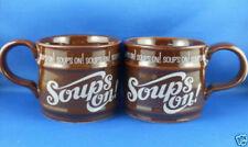 Brown Contemporary Original Pottery & Porcelain