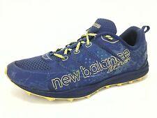 EUC $130 NEW BALANCE 110 v2 Mens Trail Running Shoes Sneaker Blue US 13 EU 47.5