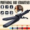 Four-gear Ceramic Tourmaline Ionic Flat Iron Hair Straightener For Women AU