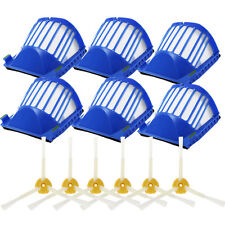 10Pcs Cleaner Replacement Parts Brush For iRobot Roomba 600 Series 620 630 650