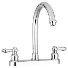 Dura Faucet Non-Metallic J-Spout Rv Kitchen Faucet
