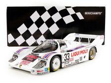 Minichamps Porsche 956K 1000km Spa 1983 Stuck/Grohs/Brun #33 1/18 LE of 300 New!